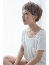 アンジュ(ange)【ange】明るいショート