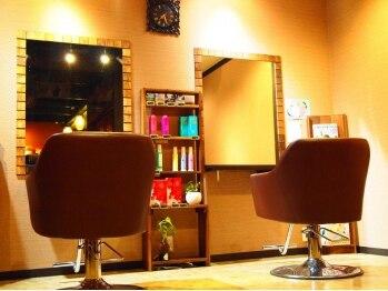 レディースアンドメンズサロン リブラン(Ladies & Men's salon Liburan)の写真/【マンツーマン施術★】どんな時もキレイでいたい、相談したい女性の強い味方!!男性も気軽に通えます♪