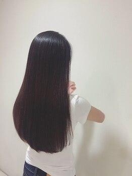 エターナルラッシュ(ETERNAL rush)の写真/【COTA取扱い】ダメージを解決したい!という方におすすめ☆髪の状態・目的に合わせてトリートメントを厳選