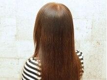 ヘアー スタジオ チェズ(Hair Studio chezu)の雰囲気(内側から輝くような自然なツヤ髪に♪)