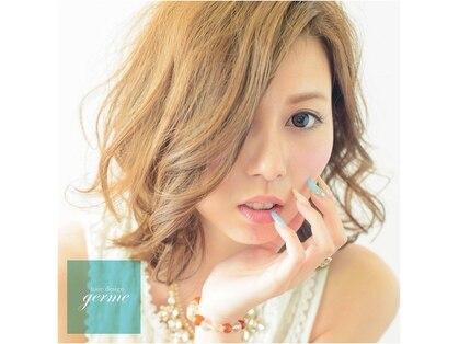 ヘアーデザイン ジェルム(Hair Design germe)の写真