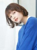 オーブ ヘアー カルネ 松戸店(AUBE HAIR carnet)【AUBE HAIR】ショート×アンニュイカール