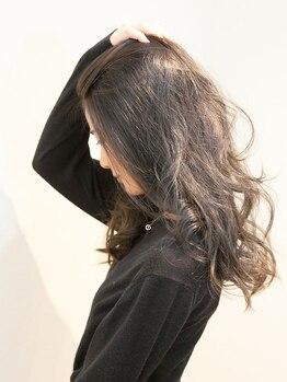ポルク ヘアデザイン(polku hair design)の写真/ツヤ☆圧倒的透明感×柔らかい質感☆polkuカラー♪業界話題のカラー取り揃え、極上仕上がり♪