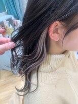 【lond printemps水野】シールエクステイヤリングカラーシルバー
