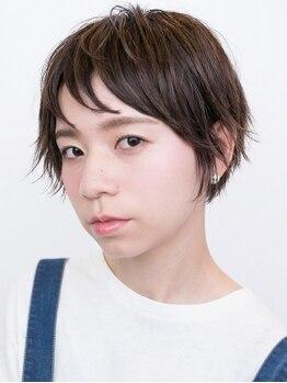 アズグロウヘアー(AS GROW HAIR)の写真/【美人百花/ar/Ray】掲載サロン♪独自のカット技法でツヤめく美しいフォルムに…髪の質感、手触りが変わる