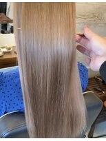 アールサロンプラスキャスパ 恵比寿(Rrsalon+CASPA)美髪トリミングカット