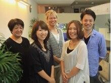 アキラサトウ美容室(AKIRA SATO)の雰囲気(気さくなスタッフが髪のお悩みに応えます♪気軽にご来店下さい☆)