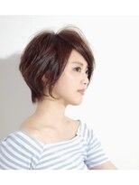 キアラ(Kchiara)オトナの小顔シルエット×モーブカラー/くびれミディ
