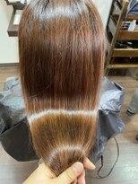 ヘアケアサロン シェーン(hair care salon Schon)イルミナカラーとやばやばトリートメントで美髪!!