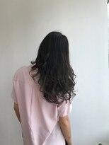 ヘアメイク オブジェ(hair make objet)夏髮アッシュカラー