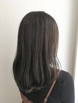 ディシェル(D'ciel)《D'ciel工藤富生》深み透明感×まとまり美髪