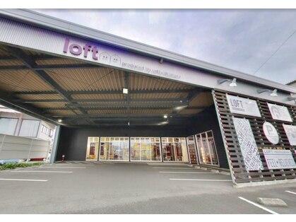 ロフト プロデュースドバイウシワカマル(loft produced by ushiwakamaru)の写真