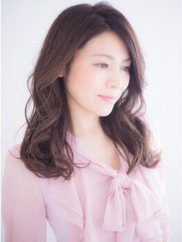 ポルク ヘアデザイン(polku hair design)の写真/まだ暗くしたくない……大人女性必見☆極上のツヤと透明感を☆色長持ち♪