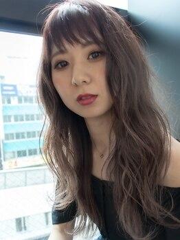 リットヘア(lit hair)の写真/【全席半個室】エイジング予防したい方にもオススメ◎経験豊富なstylistがあなたの魅力を引き出します★