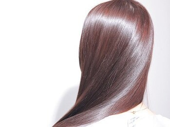 ポルク ヘアデザイン(polku hair design)の写真/ツヤと潤い☆髪質に合わせた業界最新トリートメント♪