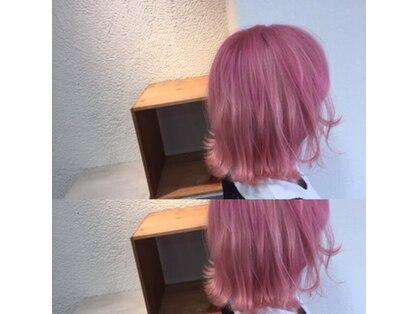 デザイン ヘアー アニス(design hair annis)の写真