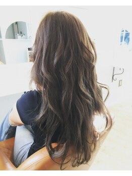カメリア (camellia)の写真/【髪のお悩み解決!!】お客様に合ったヘアスタイルを提案します♪