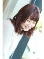【ADOR*MIHO】バレンタインカラー