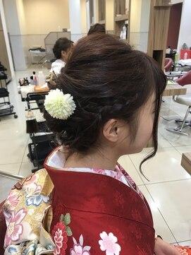 プログレス 武蔵藤沢店(PROGRESS)成人式アレンジ