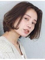 ヘアー フレイス メイク(Hair Frais Make)大人ボブ×ボルドー【フレイス 横浜】
