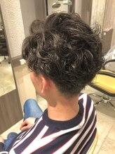 ヘアーサロンヴォイス 大野城店(Hair Salon Voice)メンズパーマ