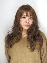 マナ(mana)前髪2WAY欲張りヘア