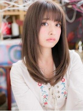 カバーヘア ブリス 北浦和西口店(COVER HAIR bliss)*+COVER HAIR+*…好印象☆ニュアンスストレートa