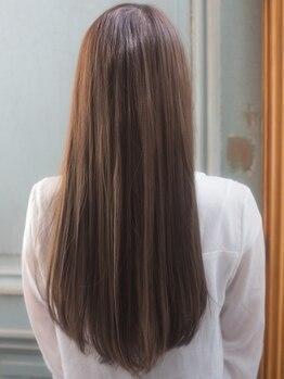 """アフロディーテの写真/【ベルモール1F】""""クセがちょっと気になる。でも縮毛は…""""そんな方にぴったりなテクスチャーチェンジ☆"""