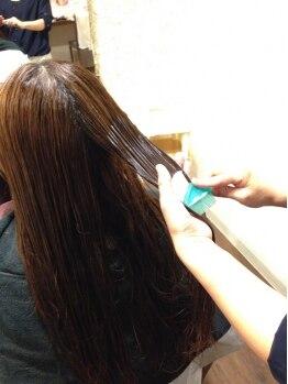 ツインカムエーデックス(TWINCOME index)の写真/美しさに敏感な女性に好評な髪&頭皮ケア★全6種類の中から「アナタ」に合わせて提案するトリートメント↓