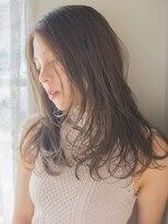 オジコ(ojiko)☆月曜日も営業☆【ojiko.】オトナ女性の束感ロング