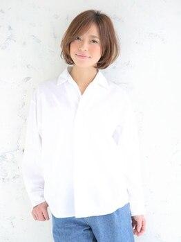 ポルク ヘアデザイン(polku hair design)の写真/業界最高級☆柔らかい質感、自然で驚くほど扱いやすい♪ナチュラルストレートが大人気☆