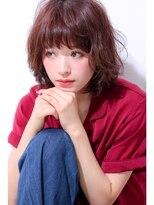 ラフィネ(raffine)カシスグレージュでツヤ髪×モテ小顔ボブ★【raffine中村大輔】