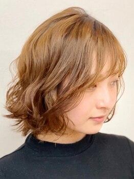 ラベッソの写真/デザインや髪質に合わせて選べるパーマ★ショート~ロングまで長さに合わせたパーマスタイルをご提案します