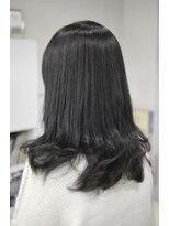 ヘアーデザイン キャンパス(hair design Campus)【イルミナRカラー☆】ツヤっツヤダークグレージュ♪