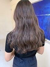スピンヘアワークス(Spin Hair Works)【松本侑也】ハイライトグレージュ