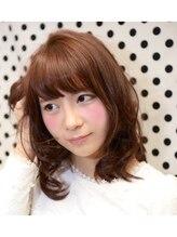 ヘアドクター ディービー 渋谷店(HAIR DOCTOR DB)ロマンティックミディ