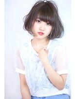 イーリオ(ilio)【ilio-hair atelier-】#透明感#マッシュ#切りっぱなしボブ