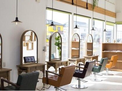 オーブ ヘアー ルーム 新潟店(AUBE hair room)の写真