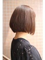 エゴヘアコレクション(EGO HAIR COLLECTION))首元スッキリ×シンプルボブ