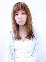 バッテリー ヘアアンドメイク 塚口店(Battery hair&make)一歩先行くミディアムボブ
