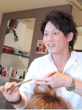 ヘアーメイク ガーデン(HairMake GARDEN)高橋 篤司