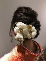 *成人式hair arrange*