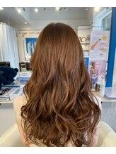ベルメール ヘアー(Belle mer hair)ロングスタイル