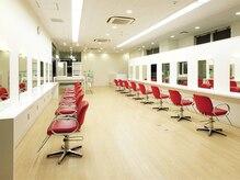 シャンプー Shampoo 京都四条店の雰囲気(烏丸駅より徒歩約5分!京都の街中にある親しみやすいサロン)