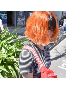 サイ(sai)【sai】オレンジミックスハイロー