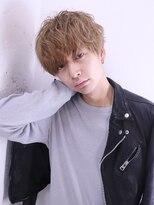 アルバム シンジュク(ALBUM SHINJUKU)ラフスパイラルマッシュコンマヘアかき上げヘア_6708