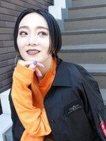 【flor 戸塚】*ウェットベリショ+ブルーブラック*