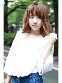 ヘアメイク リロウ(hair make relow by Nine9)ミディアム