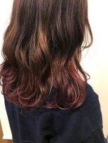 ヘア ミール(hair mirle)グラデーションカラー