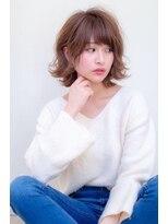 ルージュ(Rouge)【米倉和寿】フェミニンボブ